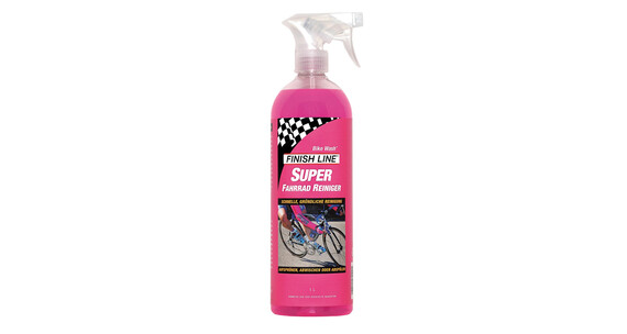 Spray Finish Line Bike Wash 1L